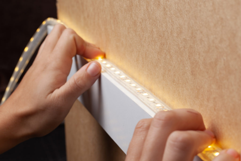 9 Mind-Blowing Uses for LED Strip Lights
