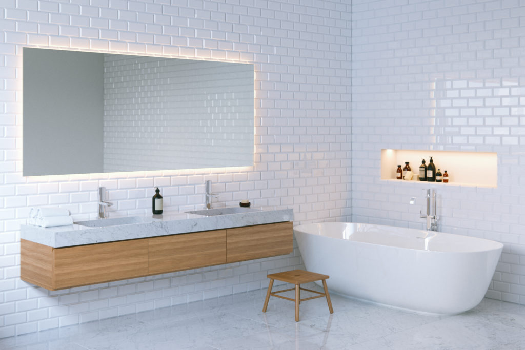 Why Your Bathroom Needs a Real-Life Magic Mirror (you will never be the same)